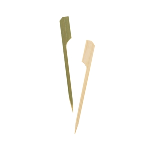 Bamboo Paddle Pick - 3.5 in.