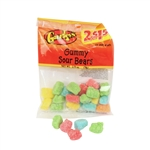 Gummy Sour Bears - 2.75 Oz.