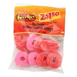 Gummy Watermelon Rings - 2.75 Oz.