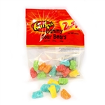 Gummy Sour Bears - 1.75 Oz.
