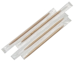 Individual Cello Wrapped Toothpicks-Mint Packed