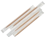 Individual Cello Wrapped Toothpicks-Plain