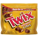 Twix Bites Stand Up Pouch - 4.5 Oz.