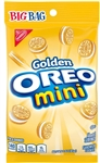 Nabisco Oreo Golden Cookies Mini - 3 Oz.