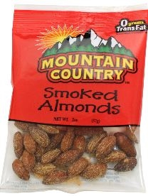 Almond Smoked - 2 Oz.