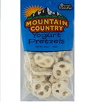 Mountain Country Yogurt Pretzels - 4.5 oz.