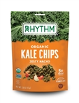 Organic Zesty Nacho Kale Chips - 2 Oz.