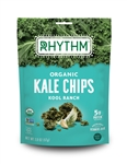 Organic Kool Ranch Kale Chips - 2 Oz.