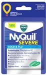 Nyquil Severe Cold and Flu 4 Caplets
