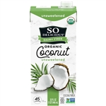 Coconut Organic Unsweetened Beverage Milk - 32 Fl. Oz.
