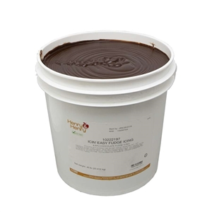 Chocolate Easy Fudge Icing - 45 Lb.