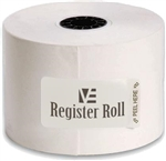 Register Roll 44mm Bond White 1 Ply - 165 Ft.