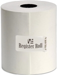 Register Roll 3 in. Bond White 1 Ply - 130 Ft.