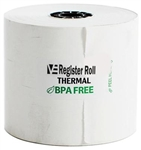 Register Roll 44mm Thermal White 1 Ply - 230 Ft.