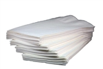 Dinner Napkin 1 Ply White - 17 in. x 17 in.
