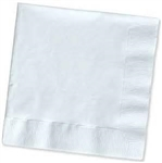 Beverage Napkin 2 Ply - 9 in. x 9 in.