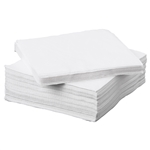 Dinner Napkin 2 Ply White - 17 in. x 17 in.