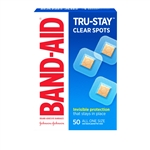 Band-Aid Clear Spots