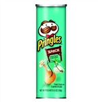 Kellogg Pringles Crisps Ranch - 5.5 Oz.