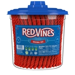 Red Vines Original Red Twists Jar - 3.5 lb.