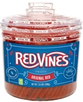 Red Vines Jars - 3.5 Lb.