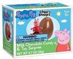 Toy Surprise With Chocolate Count Goods Peppa Pig - 0.7 Oz.