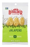 Boulder Canyon Jalapeno Kettle Cooked Potato Chips - 2 Oz.