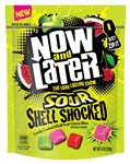Now and Later Shell Shocked Sour Chewy Bites - 8 oz.