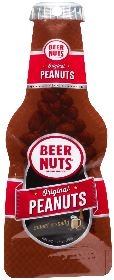 Beer Nuts Original Peanut Beer Bottle - 1.75 oz.