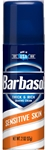Barbasol Shave Cream Sensitive Skin Travel Size - 2 Oz.
