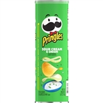 Pringles Crisps Sour Cream and Onion - 5.5 Oz.