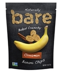 All Natural Cinnamon Banana Chips - 2.7 Oz.