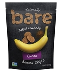 All Natural Cocoa Banana Chips - 2.7 Oz.