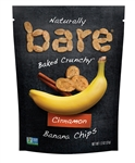 Natural Banana Chips Cinnamon - 1.3 Oz.