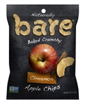 Natural Cinnamon Apple Chips - 0.5 Oz.