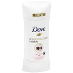 Dove Solid Sticks Advance Clear Finish Deodorant - 2.6 Oz.