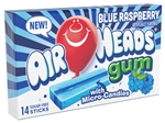 Airheads Gum Wallet Blue Raspberry 14 Pieces