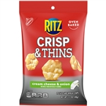 RITZ CRACKERS CREAM CHEESE 12X1.7 OZ  - 1.7 Oz.