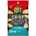 Ritz Crackers Salt And Vinegar - 1.7 Oz.