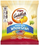 Pepperidge Farm Crackers Whole Grain Goldfish Colors - 0.75 Oz.