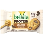 Belvita Protein Biscuits Oats Honey and Chocolate - 1.76 Oz.