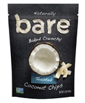 Natural Coconut Chips Simply Toasted - 3.3 Oz.