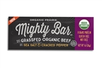 Mighty Bar Organic Beef Sea Salt and Cracked Pepper - 1 Oz.