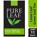 Pure Leaf Green Citrus Tea - 3 Oz.