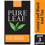 Pure Leaf Black Peach Tea - 3 Oz.