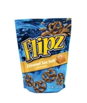 Flipz Caramel Sea Salt Stand Up Pouch - 5 Oz.