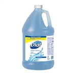 Dial Antimicrobial Liquid Hand Soap Refill Spring Water - 138 Oz.