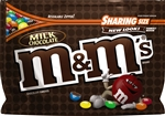 M and Ms Milk Chocolate Stand Up - 10.7 Oz.