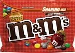 M and Ms Peanut Butter Stand Up - 9.6 Oz.