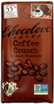 Coffee Crunch in Dark Chocolate - 3.2 Oz.